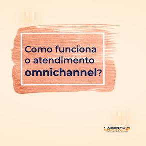 Conheça o atendimento Omnichanel