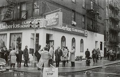 Home - Umbertos Clam House NYC