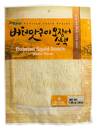 Roasted Squid Snack(Butter Flavor)