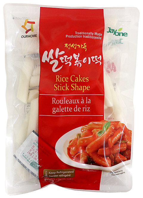 Rice Cakes-Stick Shape