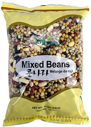 Mixed Beans 4 LBS
