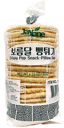 Crispy Pop Snack-Pillow Bag