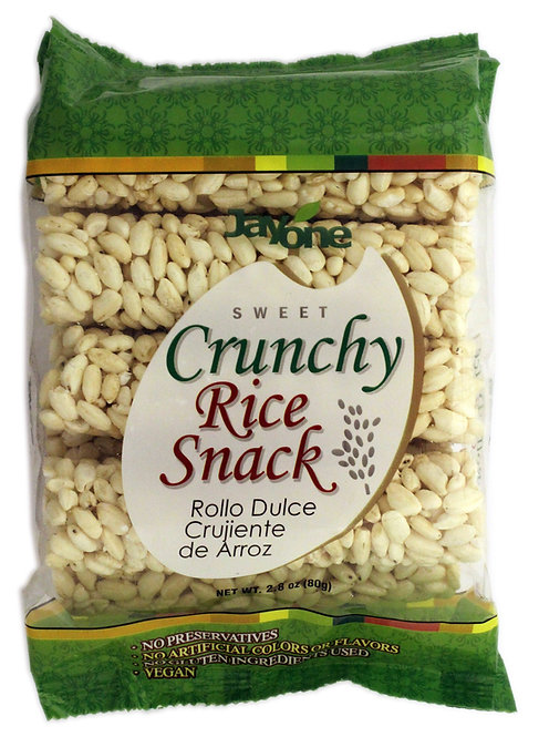 Crunchy Rice Snack - Sweet