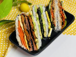 Kimbap Wrap Sandwich