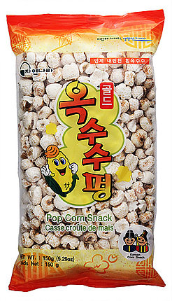 Popped Corn Snack 150g