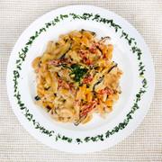 Vegan Shiitake Mushroom Pasta