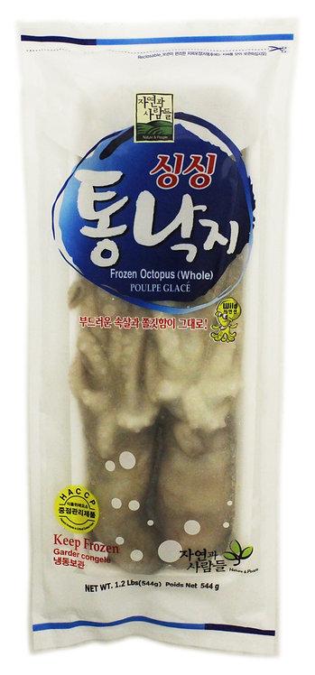 Frozen Long-Legged Octopus(Whole)