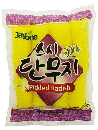Pickled Radish-Yellow