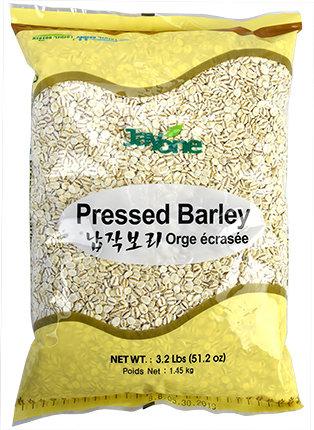 Pressed Barley 3.2 LBS