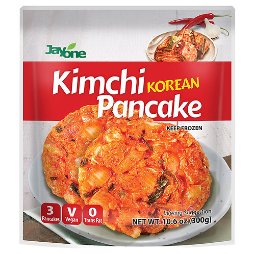 Korean Kitchen Kimchi Pancake - Kimchi Jeon