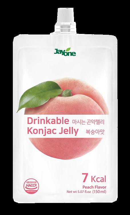 Jayone Konjac Jelly- Peach