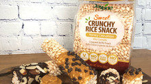 Crunchy Rice Snack Simple Recipes