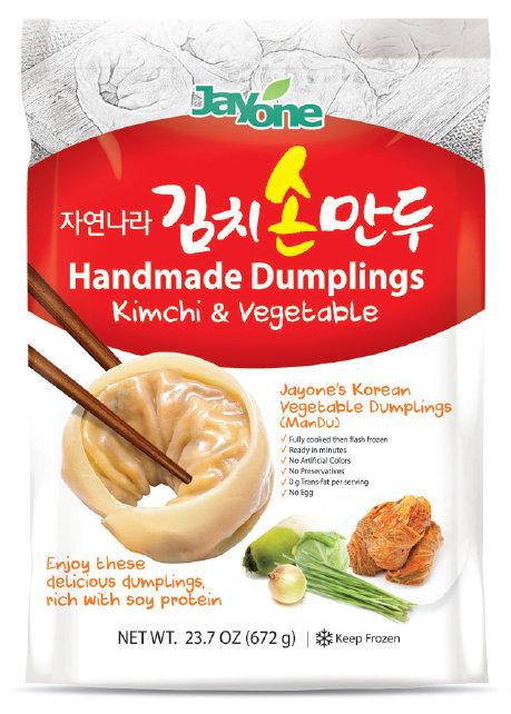 Handmade Dumplings-Kimchi&Vegetable