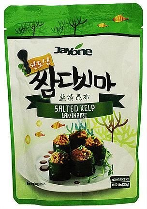 Salted Kelp