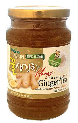 Honey Ginger Tea 1.1 LBS