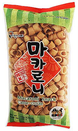 Macaroni Shaped Snack 100g