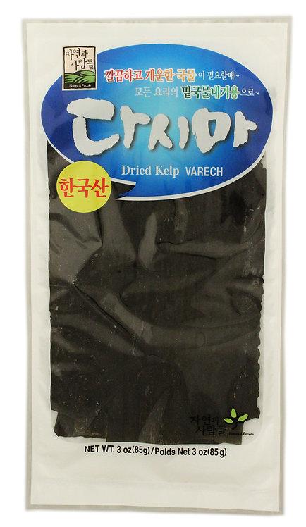 Dried Kelp(Kombu)