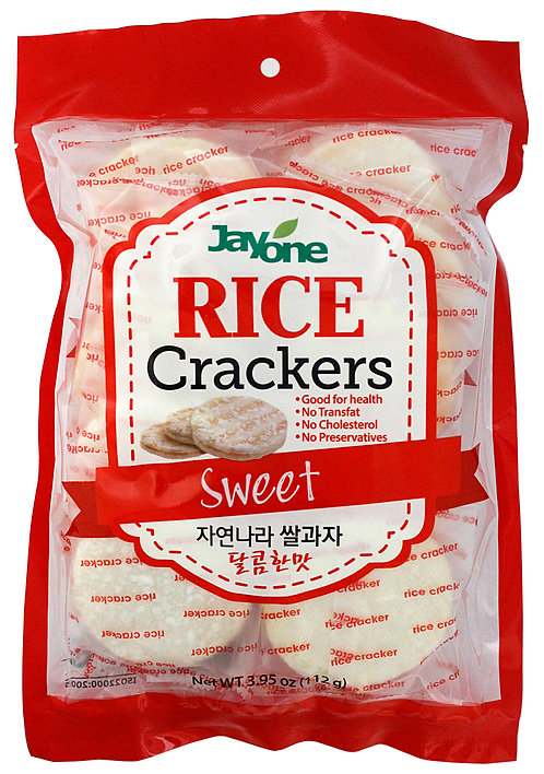 Jayone Rice Crackers - Sweet