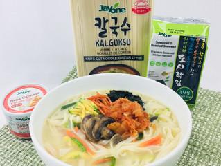 Kimchi Kalguksu