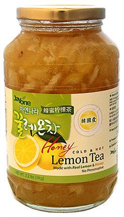 Honey Lemon Tea 2.2 LBS