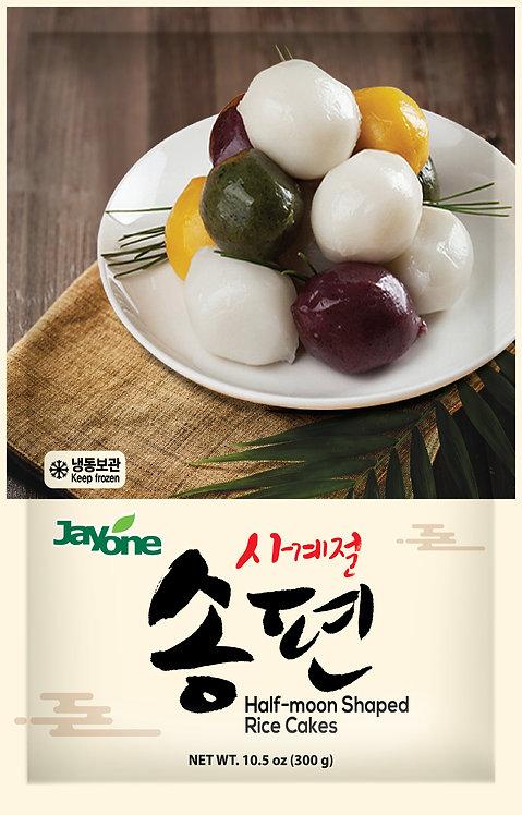 Songpyeon-Half Moon Rice Cake