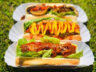 Korean Style Hotdog Recipes (for 4th of July!)