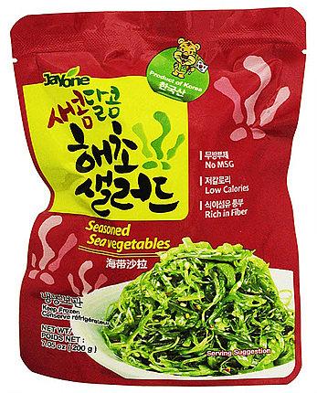 Seasoned Sea Vegetables