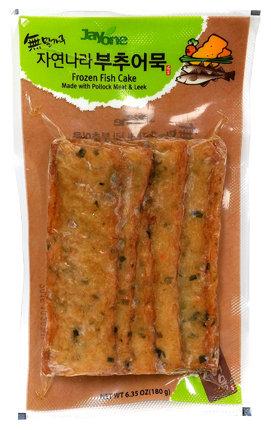 Frozen Fish Cake-Pollock Meat & Leek