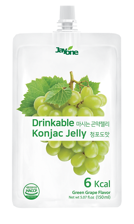 Jayone Konjac Jelly- Grape