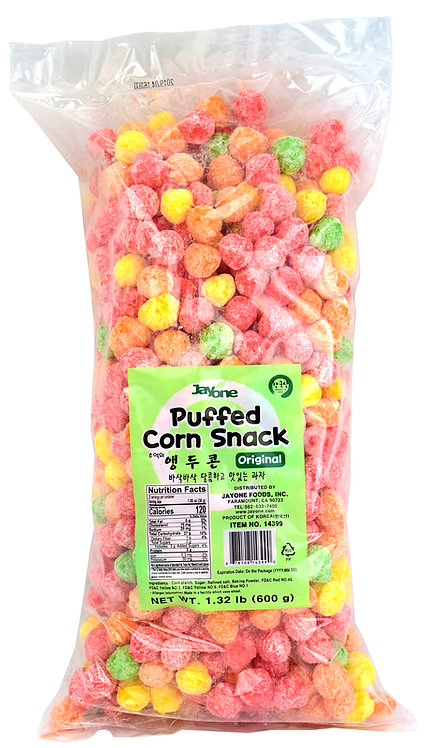 Popped Corn Snack 600g
