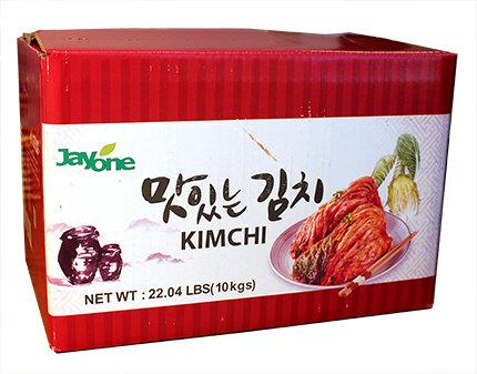 Cabbage Kimchi 22.04 LBS