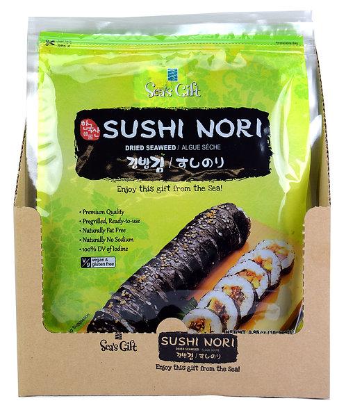 Dried Seaweed(Sushi Nori)
