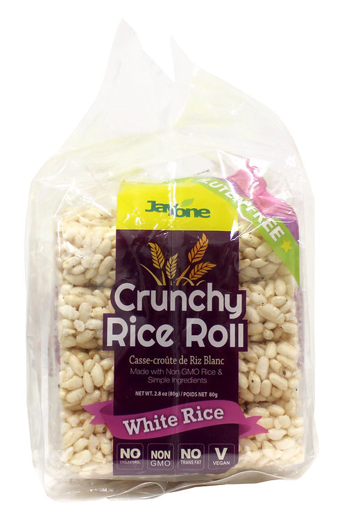 Crunchy Rice Roll - White Rice (Multi 4 - Pack)