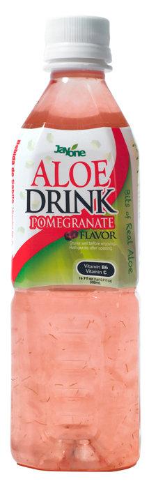 Jayone Aloe Drink - Pomegranate