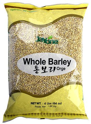 Whole Barley 4 LBS
