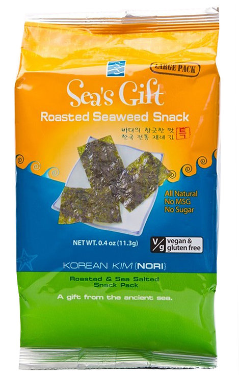 Roasted Seaweed Snack - Large Pack