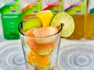 Fruit Aloe Ice Recipe