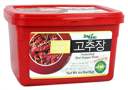 Fermented Red Pepper Paste 6.6 LBS