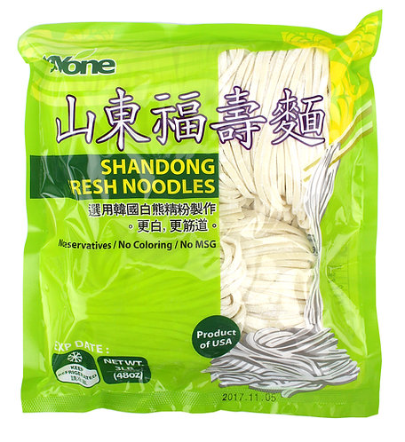 Jayone Shandong Fresh Noodle-Wide