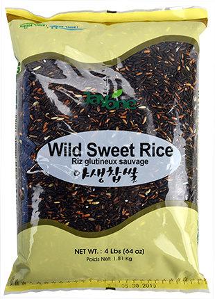 Wild Sweet Rice 4 LBS