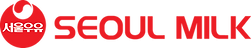 Seoul Milk logo linked to their website