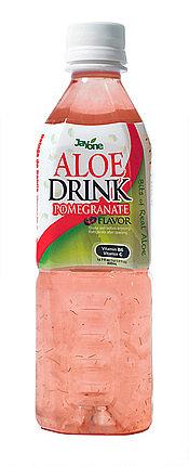 Aloe Drink-Pomegranate 500 ML