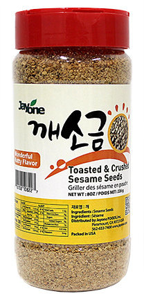 Toasted Sesame Seeds-Crushed