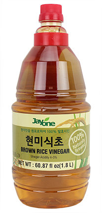 Brown Rice Vinegar 1.8 L