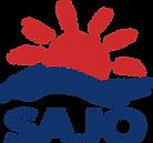 Sajo logo linked to their website