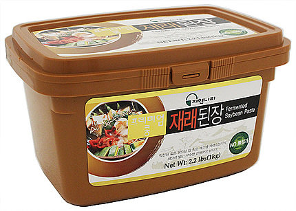 Fermented Soybean Paste 2.2 LBS