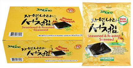 Seasoned & Roasted Seaweed(SeoChun) Full Size