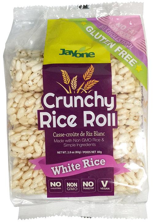 Crunchy Rice Roll - White Rice