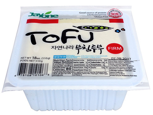 Jayone Firm Tofu - Full Size