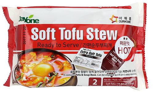 Jayone Soft Tofu Stew - Hot